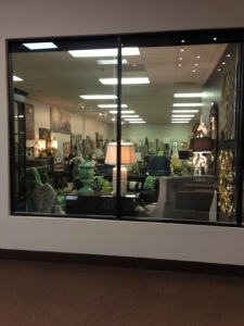 New location in Parkade Center for Hockman Home Decor and Design